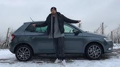 "Unterwegs im (2019) Škoda Fabia ""Style"" 1.0 TSI (110 PS) Facelift- Fahrbericht | Review | Test-Drive"