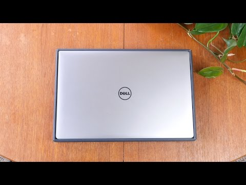 Dell XPS 15 9560 Unboxing and First Impressions