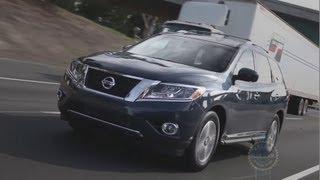 2016 Nissan Pathfinder Review - Kelley Blue Book