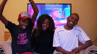KHALIGRAPH FT ROSTAM AND MSUPA S REACTION