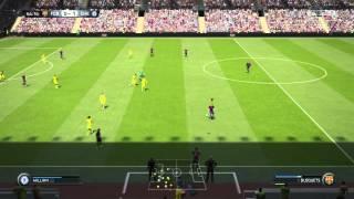 FIFA 15 Gameplay Max Graphics
