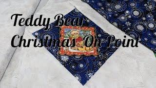 Week 1 - Teddy Bear Christmas On Point