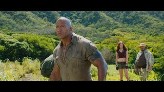 쥬만지: 웰컴 투 더 정글  JUMANJI: Welcome to the Jungle  1차 공식 예고편 (한국어 CC)