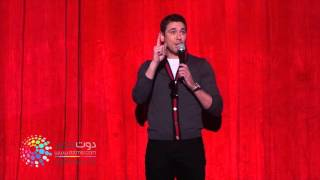 """فيديو أحمد عز """"أنا نيتي صافية"""""""