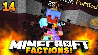 "Minecraft COSMIC FACTIONS ""PRESTON GETS RAIDED!!"" #14 w/PrestonPlayz (Season 6)"