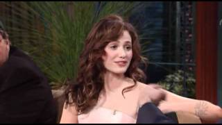 Emmy appears on the Jay Leno Show promoting Phantom