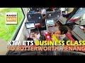 Walk: KTM ETS BUSINESS CLASS To Butterworth, Penang