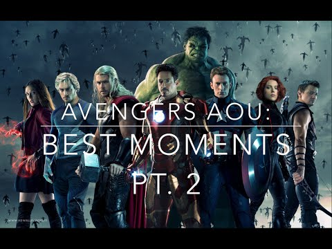 Avengers Age of Ultron Cast: Funny Moments Part 2