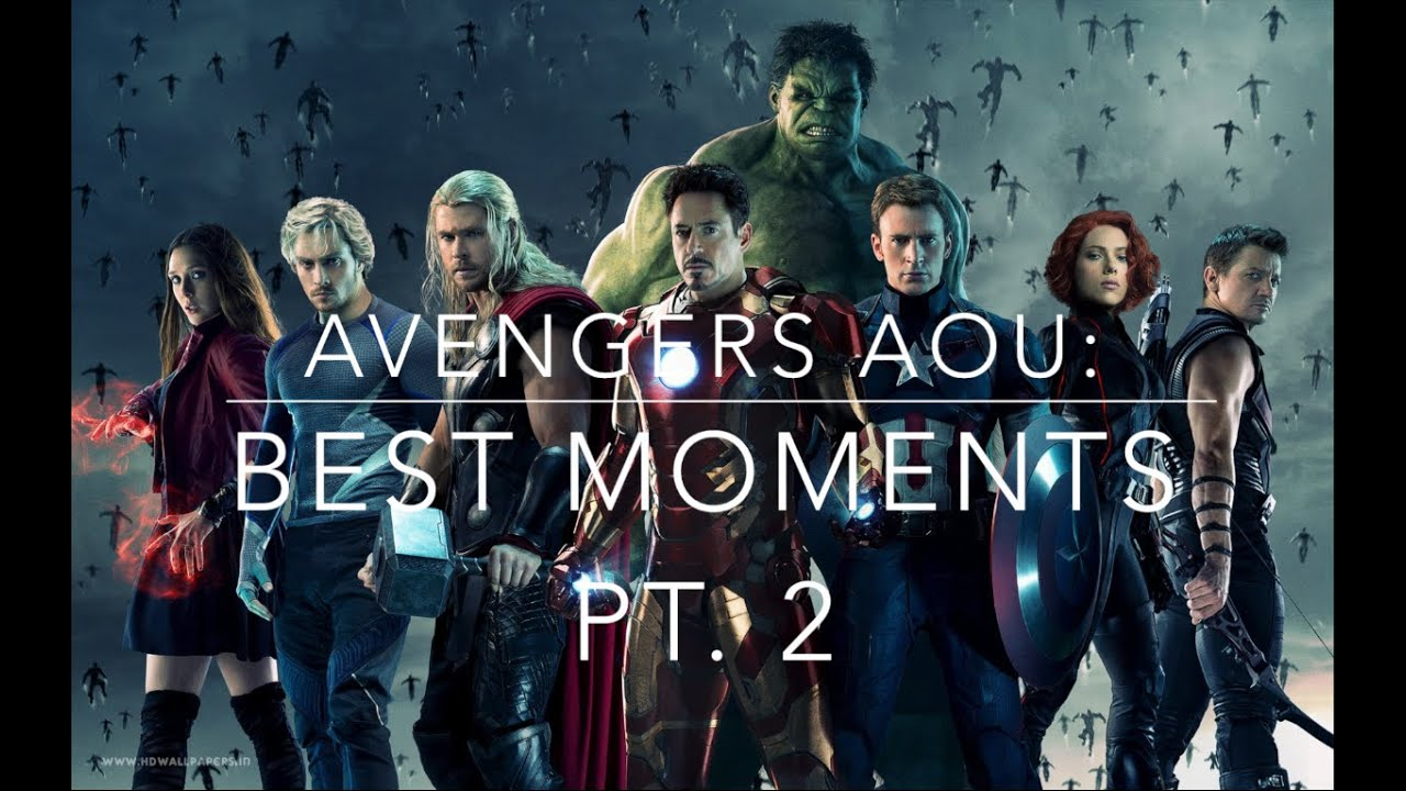 cast of ultron Avengers age