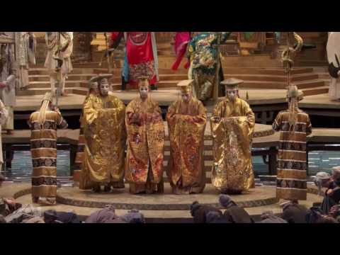 The Met: Lvie in HD - Turandot Act II
