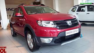 Yeni Dacia Sandero Stepway 2017 İnceleme - Review