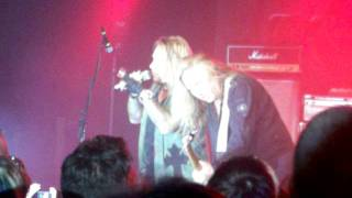 VINCE NEIL-PIECE OF YOUR ACTION- LIVE @THE GRIZZLY ROSE 2012