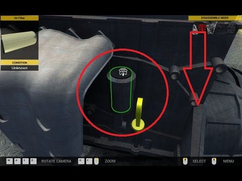Car Mechanic Simulator 2015 How To Remove Filters Air