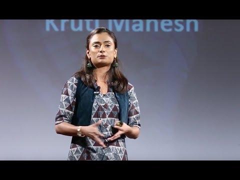 The Dance of Life   Kruti Mahesh   TEDxIIMLucknow