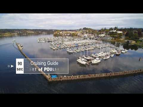 Port of Poulsbo 90-sec Cruising Guide