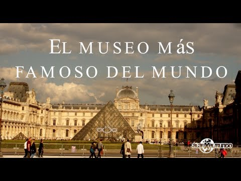 El museo m s famoso del mundo axm paris 6 youtube for El mundo del mueble catalogo