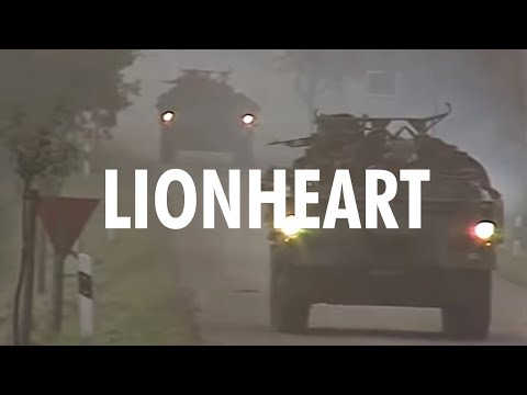 Operation Lionheart - West Germany '84