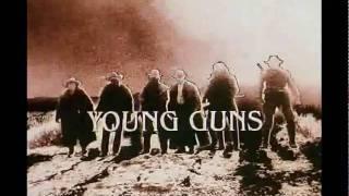 Jovenes Pistoleros ( Young Guns ) [ Audio Latino ] Parte 1