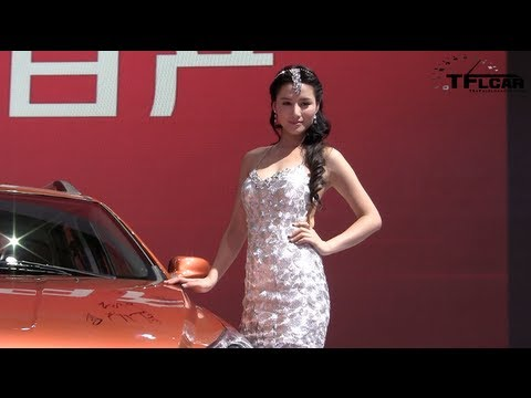The Sexy Women of the Shanghai Auto Show & the Cars they Love