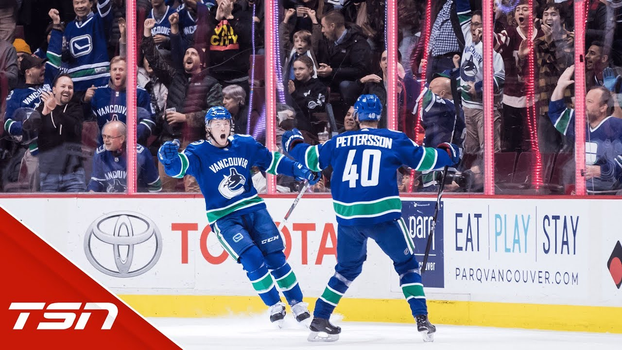 d8ab6caaf Canucks are the biggest surprise among Canadian teams - Bob McKenzie ...