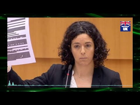 MEP shames EU by holding up redacted document - 'They're in charge! They're in control'