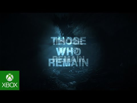 Those Who Remain - Announcement Trailer