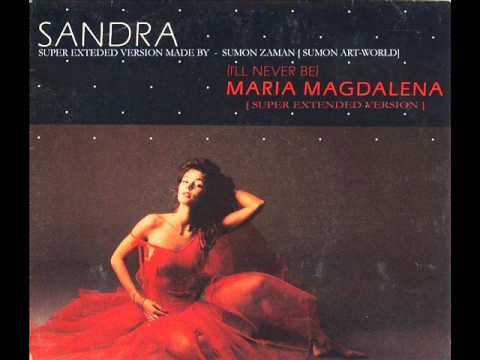 SANDRA - MARIA MAGDALENA [ SUPER EXTENDED VERSION ]