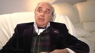 Телеведущая Лена Ленина раскрывает своего гостя Александр Добровинский