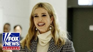Ivanka Trump gets red carpet treatment in South Korea