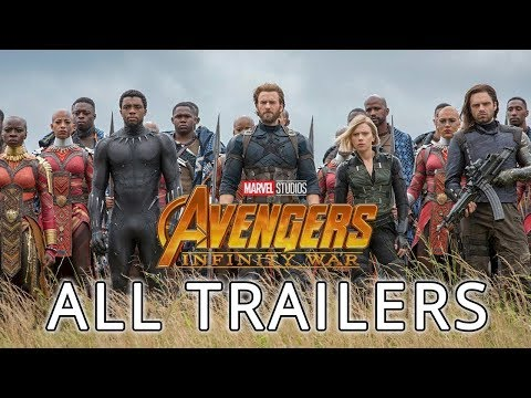 Marvel Studios' Avengers: Infinity War - All Official Trailers with Extras and Cost