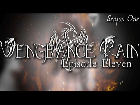 "Vengeance Rain [ Episode 11 ] "" Trust In Blood "" [ Original Model Horse Series ]"