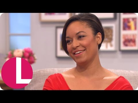 Corrie's Rhea Bailey On Her Character Caz's Dark Past | Lorraine