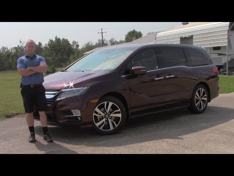 Is The 2020 Honda Odyssey Elite The Ultimate Roadtrip Minivan?