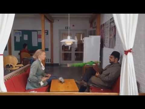 Dansk er svært, men du skal få det lært (short film)