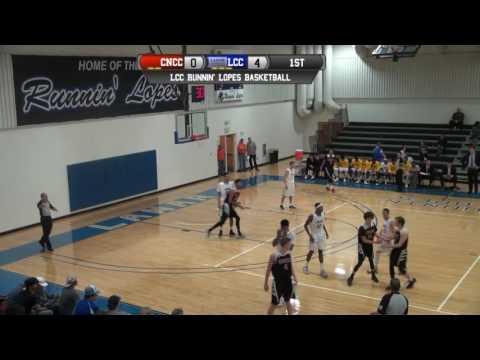 Lamar Community College vs. Colorado Northwestern Community College (Men's Basketball)