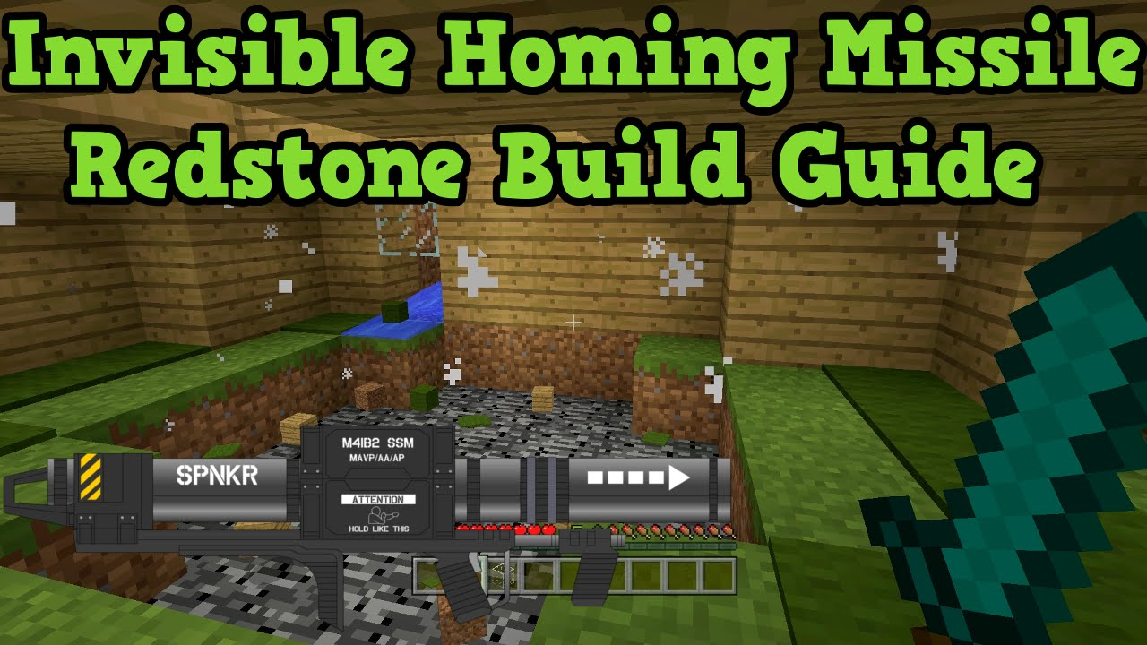 Ps3 Minecraft Redstone Ideas