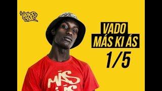 Vado Más Ki Ás fala sobre Hip Hop | HHSE