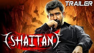 Shaitan (Saithan) 2018 Official Hindi Dubbed Trailer | Vijay Antony, Arundathi Nair