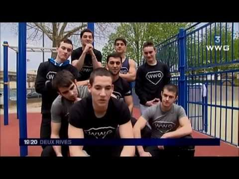WWG sur France 3 (World Workout Generation)