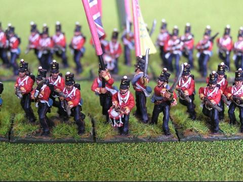 18mm Crimean War British Infantry