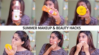SUMMER MAKEUP AND BEAUTY HACKS   10 Affordable Summer Essentials Rinkal Soni