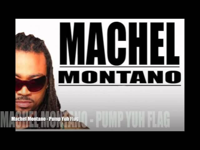 machel-montano-pump-yuh-flag-trini-soca-2011-2012-latestinmusic