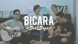 #DuetBaper Fredo Aquinaldo & Steffy Ai ft. Dewangga Elsandro - Bicara (Music Cover) MP3