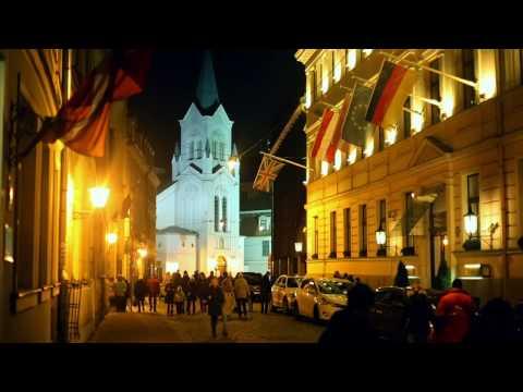 AMAZING LIGHT FESTIVAL: STARO RIGA 2016