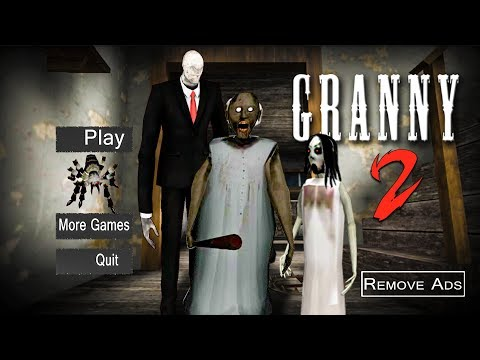 GRANNY 2 OFFICIAL GAME *NEW UPDATE* | GRANNY HORROR GAME