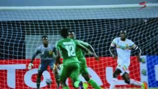 """رياضة  بالفيديو.. """"باندا"""" زامبيا يسجل هدف طائر في أمم أفريقيا للشباب"""