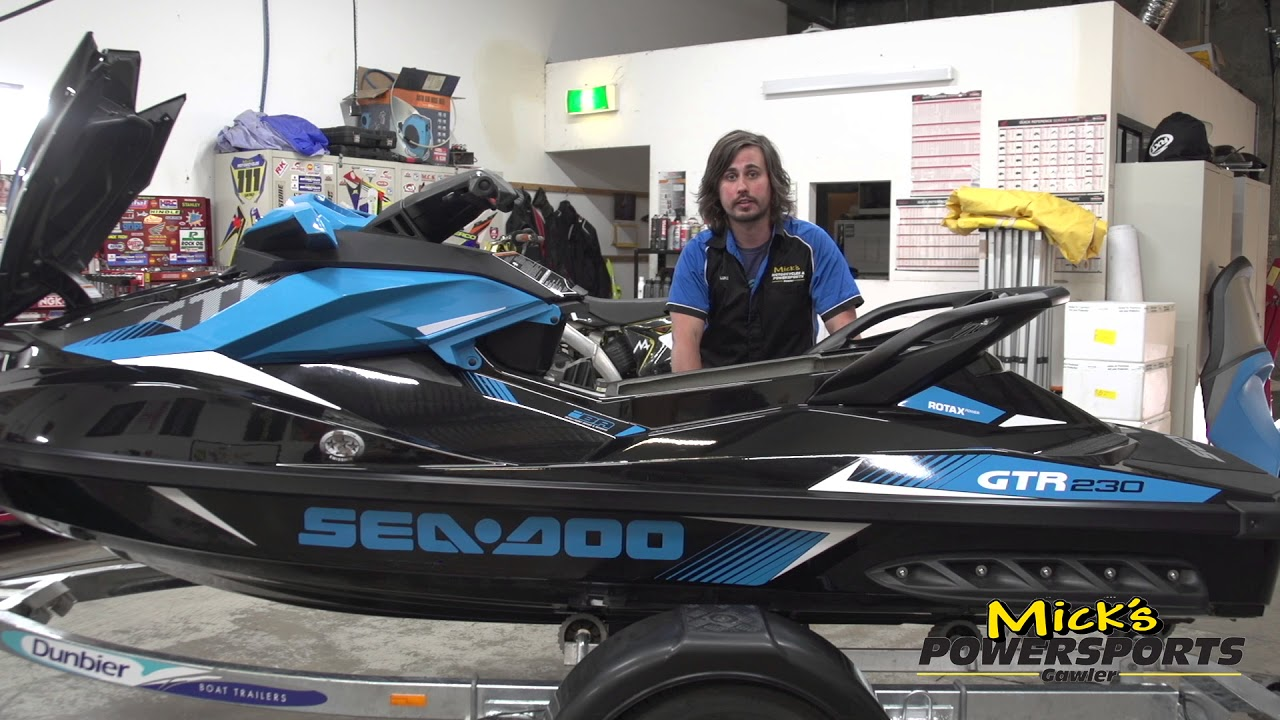 Why a dealer should service your Sea Doo