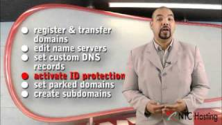 .TV Domain Registration/ Transfer with NTC Hosting (HD)