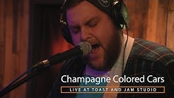 Champagne Colored Cars Live at Toast and Jam Studio (Full Session)
