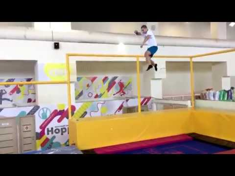Opening A Trampoline Park In Sibai